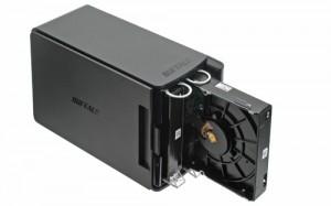 Bên trong NAS chứa được 2 HDD