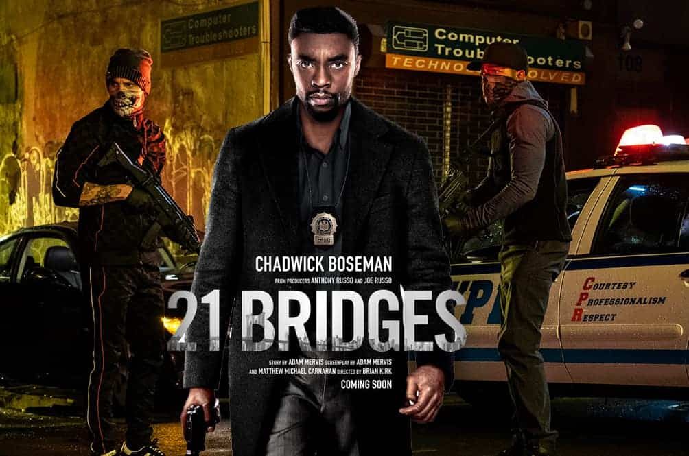 21 Bridges – 2019 – FullHD